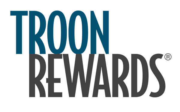 Troon Rewards logo